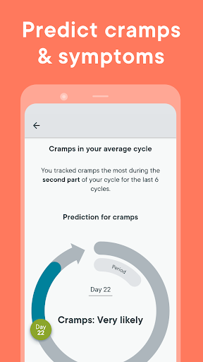 Period Tracker Clue - Ovulation and Cycle Calendar screenshot 4