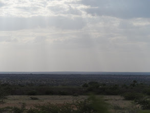 Photo: On the road to Hargeisa
