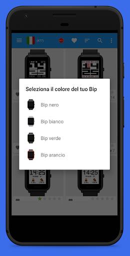 Amazfit Bip / Lite & Cor WatchFaces screenshot 6