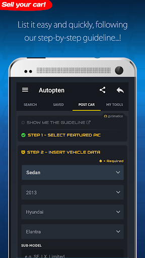 Cheap Cars For Sale - Autopten Screenshot