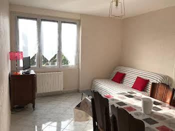Appartement meublé 3 pièces 49,05 m2