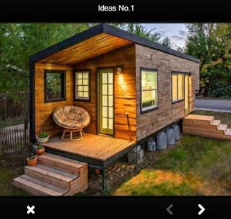 Tiny house design ideas android apps on google play for Small house plans washington state