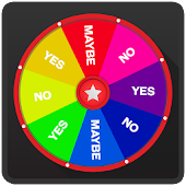 Truth Or Lie Spinning Wheel