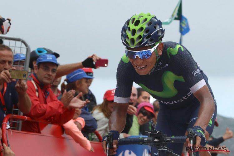 Sterke Nairo Quintana maakt favorietenrol waar en heeft dubbelslag beet