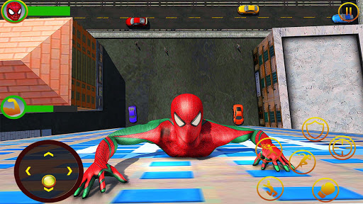 Super Spiderhero: Amazing City Super Hero Fight 1.0.2 5