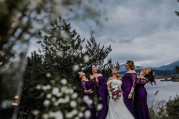 Wedding photographer Estefanía Delgado (estefy2425). Photo of 14.02.2018