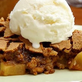 Ozark Apple Pudding.