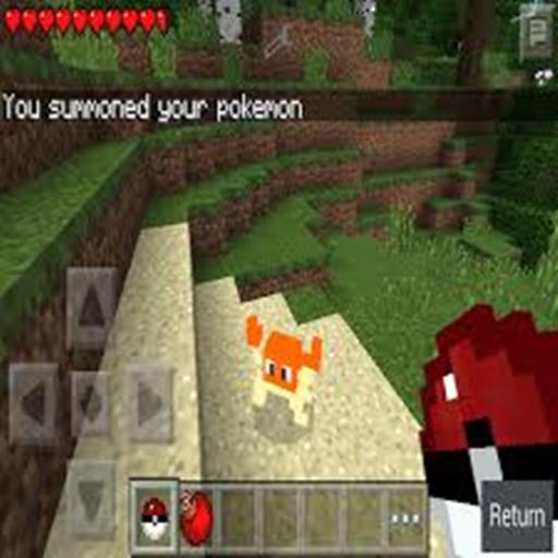 Cube Pixelmon Mod MCPE