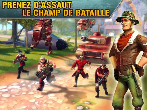 Télécharger Blitz Brigade - FPS en ligne ! APK MOD (Astuce) screenshots 1