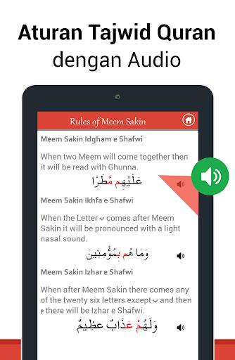 Al Quran Bahasa Indonesia MP3 screenshot 11