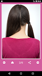 screenshot of Best Hairstyles step by step