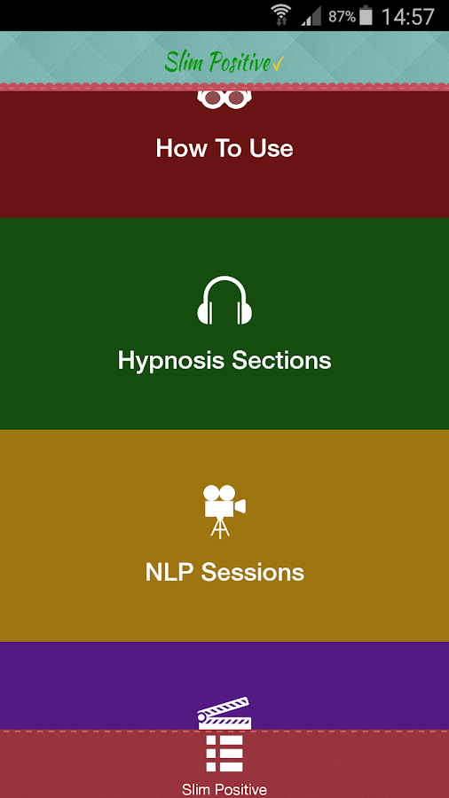 Gastric Band Hypnosis,NLP&EFT- screenshot