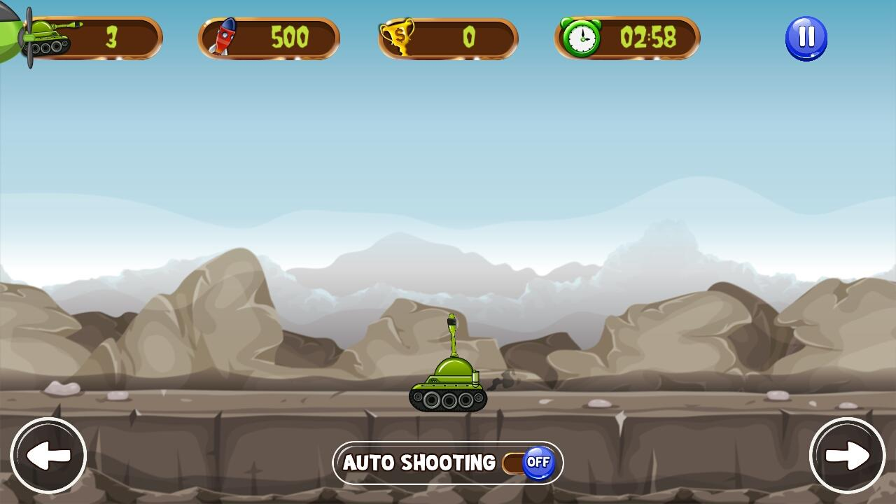 Tank Rifle- screenshot
