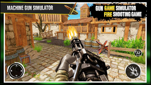 Gun Game Simulator: Fire Free – Shooting Game 2k18 1.2 screenshots 12