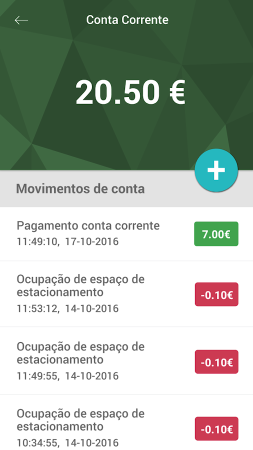 iParque Mobile- screenshot