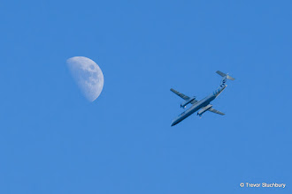 Photo: Flybe to the moon
