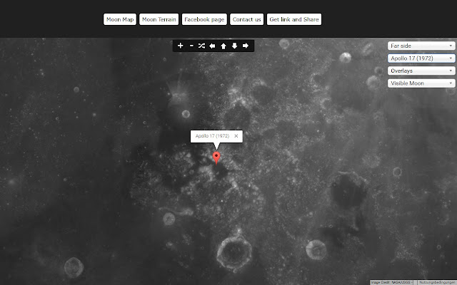Moon Map Chrome Web Store - Why does google maps uk have terrain and not us