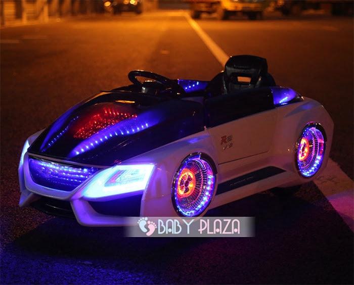 Xe hơi điện thể thao cho bé HL-988 10