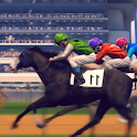 Real Horse Racing Game 3D icon