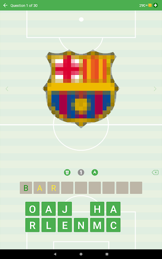 Soccer Club Logo Quiz: more than 1000 teams screenshots 10