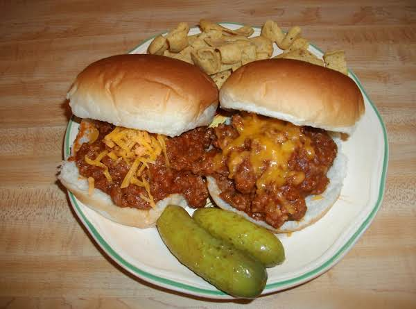 Riverside Len's Sloppy Joe's Recipe