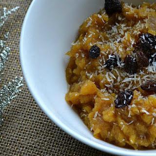 Acorn Squash N'Oatmeal (AIP/Paleo/Sugar-Free) Recipe
