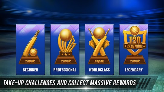 T20 Cricket Champions 3D Apk  Download For Android 5