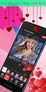 Love Slideshow Video Maker With Music 2018 - náhled