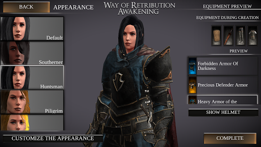 Way of Retribution: Awakening 2.899 screenshots 7