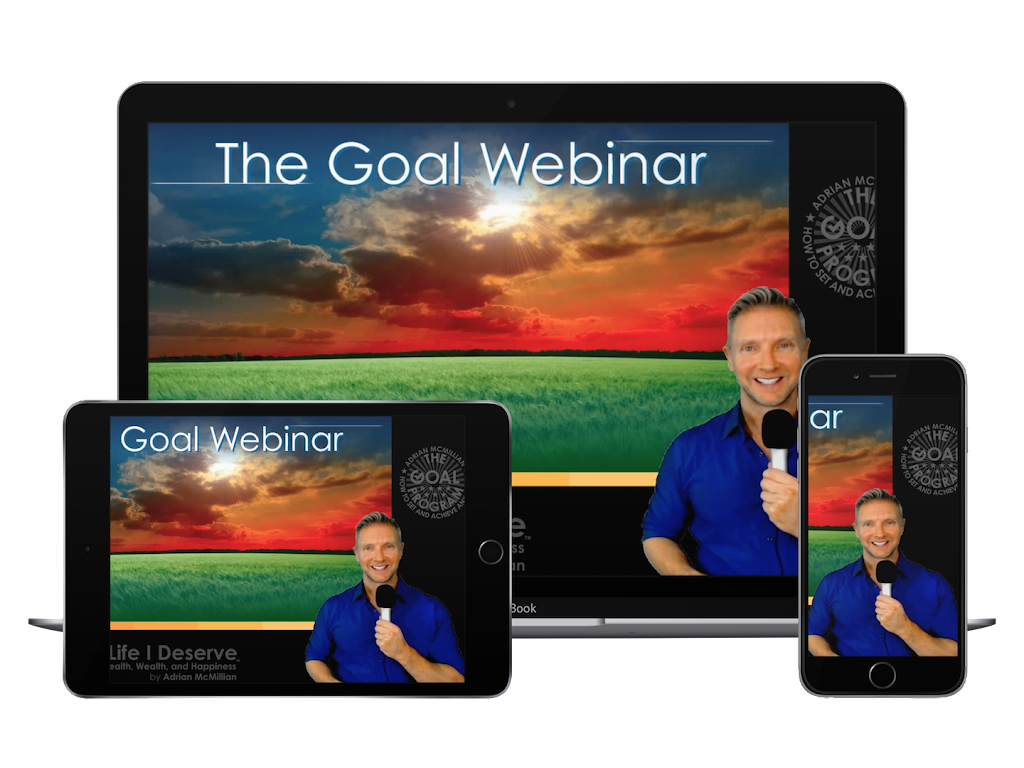 The Goal Webinar - Screens