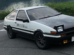 スプリンタートレノ AE86 AE86 GT-APEX 58年式のカスタム事例画像 lemoned_ae86さんの2020年07月19日20:35の投稿