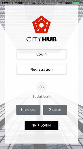 CityHub 4.5.5 screenshots 1