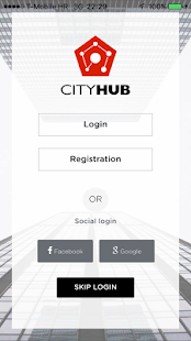 CityHub- screenshot thumbnail