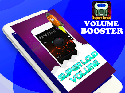 Download Super Loud Phone Volume (Speakers, Volume Booster) App For Android 3