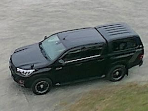 ハイラックス GUN125 2019のカスタム事例画像 タモツさんの2020年02月01日12:32の投稿