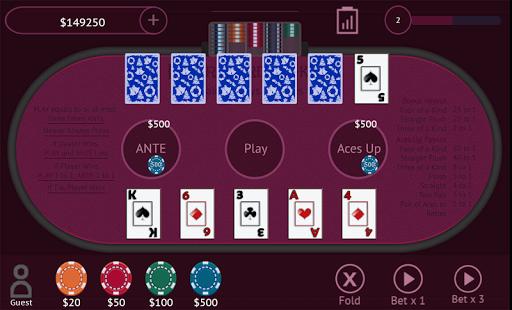 4 Card Poker - náhled