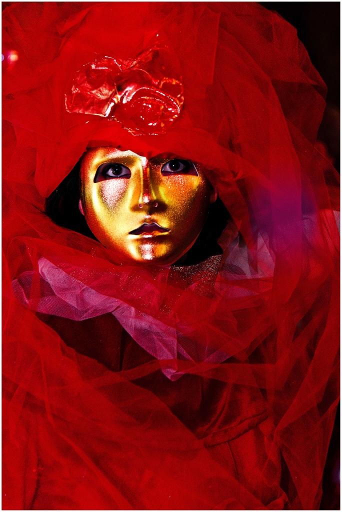 Donna....in maschera di Marco Giovannini