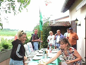 Photo: Friends from Alsace