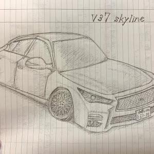 スカイライン V37 のカスタム事例画像 あきひろさんの2020年10月03日12:03の投稿