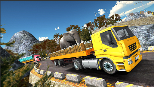 Sea Animals Cargo Truck Driver cheat screenshots 3