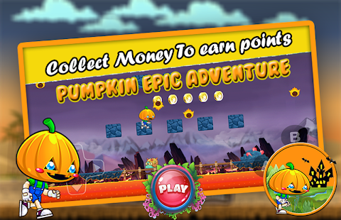 Pumpkin Epic Adventure: Saving Sboy World - náhled
