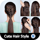 Girls Hairstyle Latest Videos Android apk