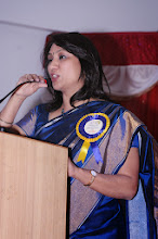 Photo: Dr. A.D. Madhavi - Guest of Honor