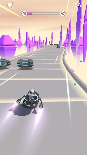 Bob's Cloud Race: Casual low poly game 1.014.00 screenshots 2