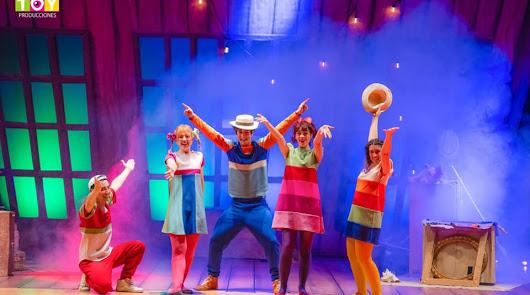 El Musical Infantil Disnemania llega al Teatro Cervantes