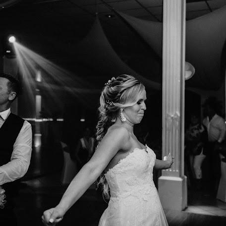 Wedding photographer Panainte Cristina (PANAINTECRISTIN). Photo of 18.11.2017