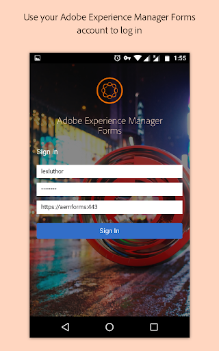 Adobe Experience Manager Forms 6.5.0 Apk for Android 1