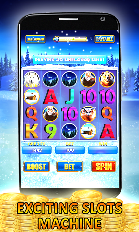 Timber Wolf Slots Free Play
