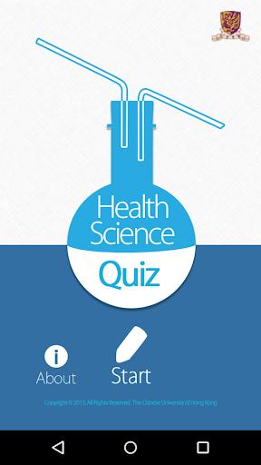 Health Science App