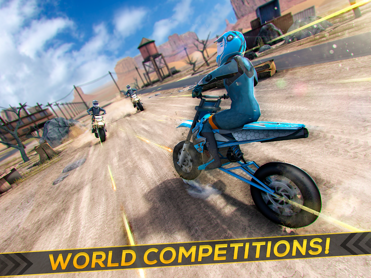 Скачать Bike Race бесплатно - игры гонки для …